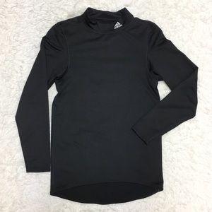 Adidas Black Compression ClimaWarm Shirt 8F